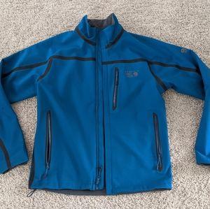 MOUNTAIN HARDWEAR Synchro Jacket Phoenix Blue M